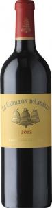 Chateau Angelus Carillon De L'Angelus 2012 Saint Emilion vörös Vörös Házasítás