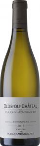 Chateau de Puligny-Montrachet Clos du Chateau Bourgogne Blanc 2013 fehér Chardonnay