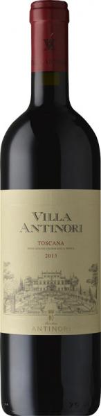 Antinori Villa Antinori Rosso 2013 vörös Vörös Házasítás