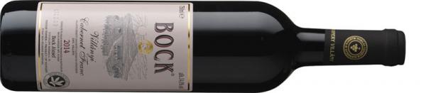 Bock Cabernet Franc 2014 vörös Cabernet Franc