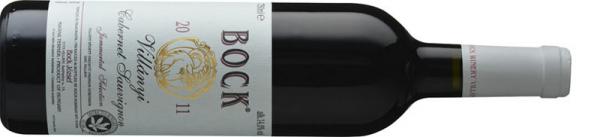 Bock Cabernet Sauvignon Jammertal Selection 2011 vörös Cabernet Sauvignon