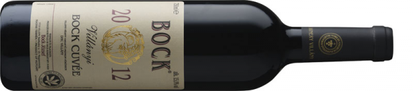 Bock Cuvée 2012 vörös Vörös Házasítás