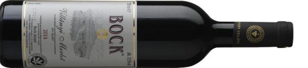 Bock Merlot 2014 vörös Merlot