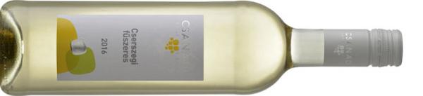 Csanádi Cserszegi Fűszeres 2016 fehér Cserszegi Fűszeres