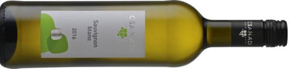 Csanádi Sauvignon Blanc 2016 fehér Sauvignon Blanc