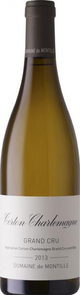 Domaine de Montille Corton Charlemagne 2013 Gr. Cru fehér Chardonnay