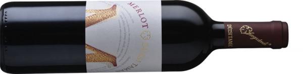 Dúzsi Merlot 2014 vörös Merlot