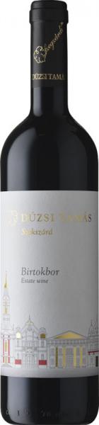 """Dúzsi Szegzárdi Ó Vörös Birtokbor """"Estate wine"""" 2012 vörös Vörös Házasítás"""