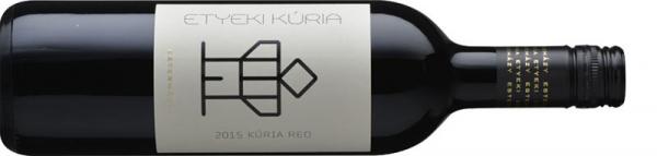 Etyeki Kúria Red 2015 vörös Vörös Házasítás