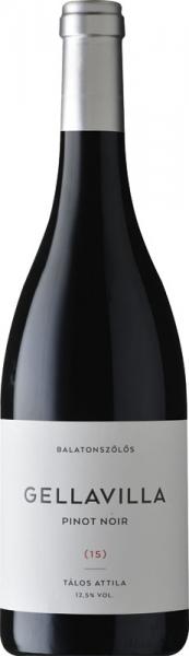 Gellavilla Pinot Noir 2015 vörös Pinot Noir