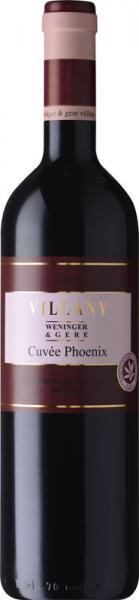 Gere & Weninger Cuvée Phoenix 2013 vörös Vörös Házasítás