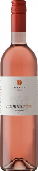 Heimann Mammaróza Rozé 2016 rosé Heimann