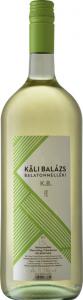 Káli Balázs K.B. 2015 fehér Fehér Házasítás