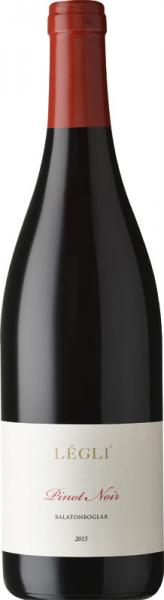 Légli Pinot Noir 2015 vörös Pinot Noir