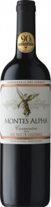 Montes Alpha Carmenere 2014 vörös Carmenere
