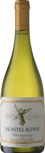 Montes Alpha Chardonnay 2014 fehér Chardonnay