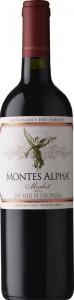 Montes Alpha Merlot 2013 vörös Merlot