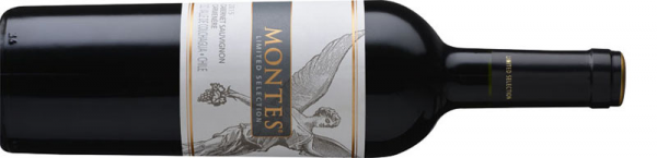 Montes Limited Cabernet-Carmenere 2015 vörös Vörös Házasítás