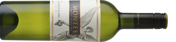 Montes Limited Sauvignon Blanc 2015 fehér Sauvignon Blanc