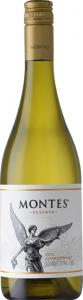 Montes Reserva Chardonnay 2015 fehér Chardonnay