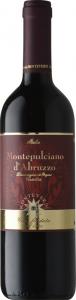 Monteverdi Montepulciano d'Abruzzo 2015 vörös Montepulciano