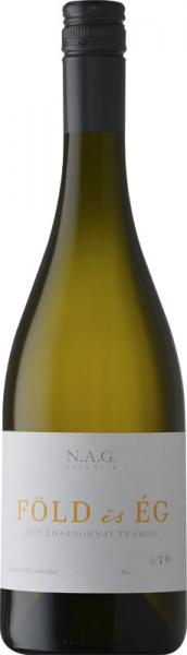 N.A.G. Föld és Ég Chardonnay-Tramini 2015 fehér Fehér Házasítás