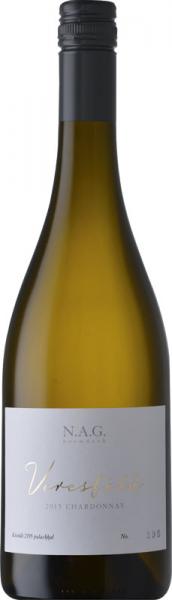 N.A.G. Veresföld Chardonnay 2015 fehér Chardonnay
