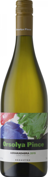 Orsolya Abrakadabra Cuvée 2015 fehér Fehér Házasítás
