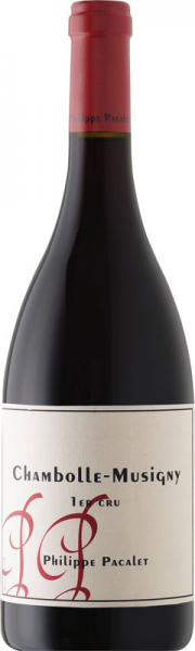 Philippe Pacalet Chambolle Musigny 2011 Premier Cru vörös Pinot Noir