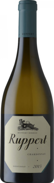 Ruppert Chardonnay 2015 fehér Chardonnay