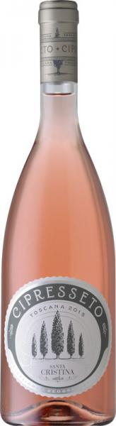 Santa Cristina Cipresseto Rosato 2015 rosé Santa Cristina