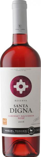 Santa Digna Cabernet Sauvignon Rosé 2016 rosé Torres - Chile