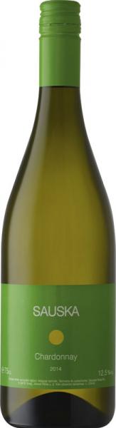 Sauska Tokaj Chardonnay 2014 fehér Chardonnay