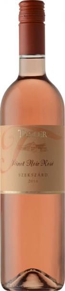 Takler Pinot Noir Rosé 2016 rosé Takler Pince