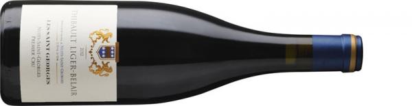 Thibault Liger-Belair Nuits St. Georges Les St. Georges 2012 1er Cru vörös Pinot Noir
