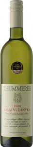 Thummerer Királyleányka 2015 fehér Királyleányka