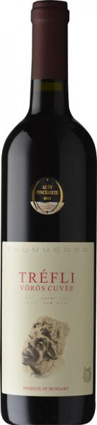 Thummerer Tréfli Cuvée 2013 (édes) vörös Vörös Házasítás