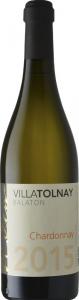 Villa Tolnay Chardonnay 2015 fehér Chardonnay