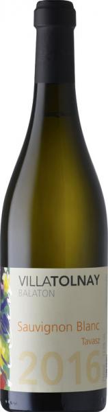 Villa Tolnay Sauvignon Blanc Tavasz 2016 fehér Sauvignon Blanc