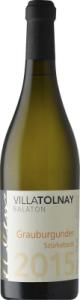 Villa Tolnay Szürkebarát 2015 fehér Pinot Gris