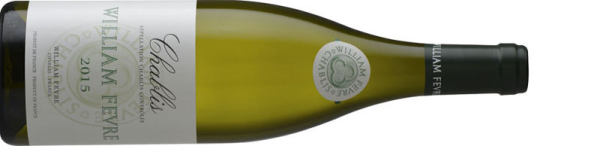 William Fevre Chablis 2015 fehér Chardonnay